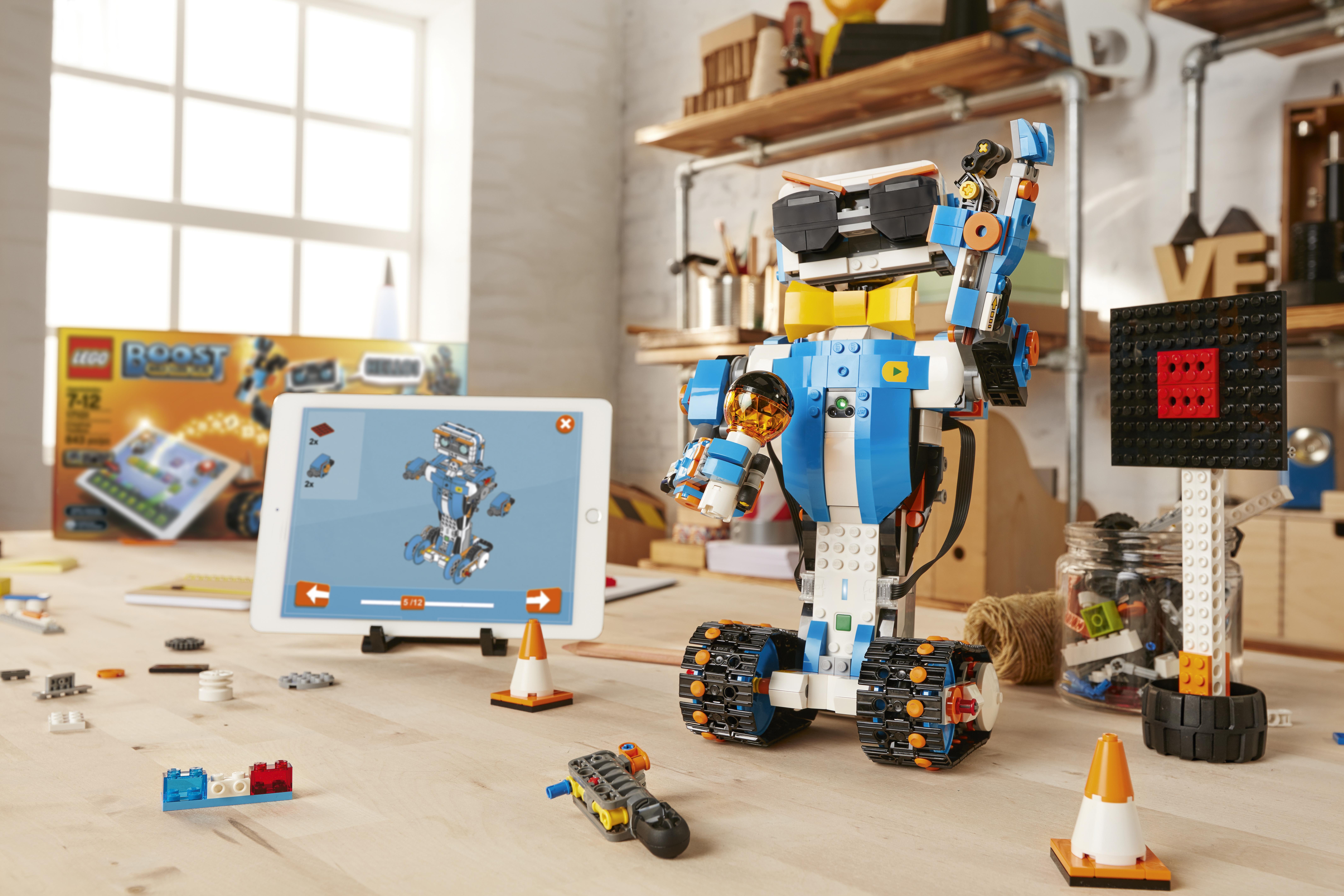 LEGO Boost - Vernie