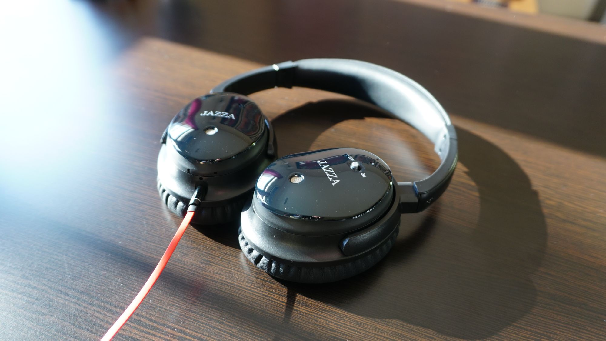 Jazza B2 Active Noise Cancelling Headphone Review