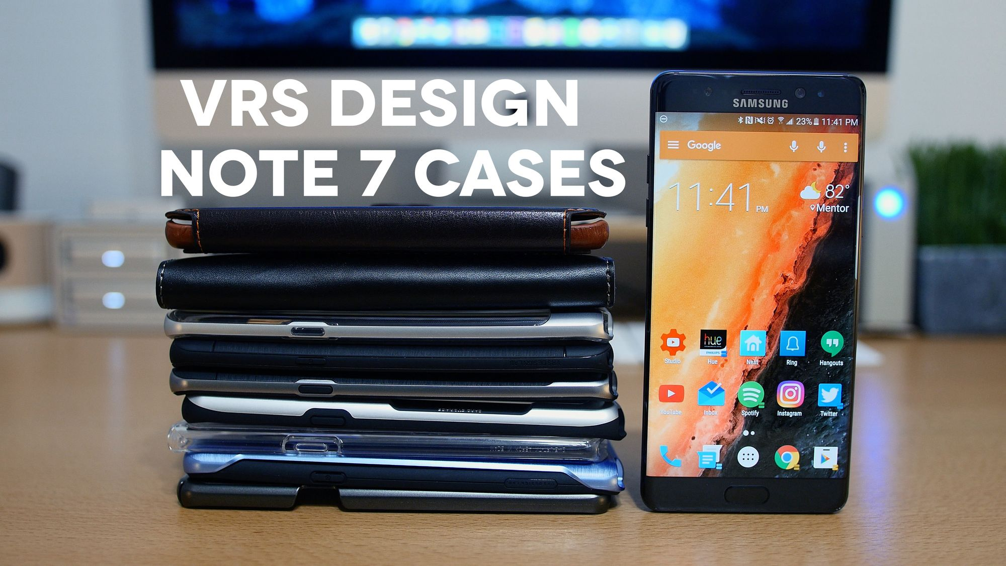 The Best Cases for Your Samsung Galaxy Note 7 from VRS Design
