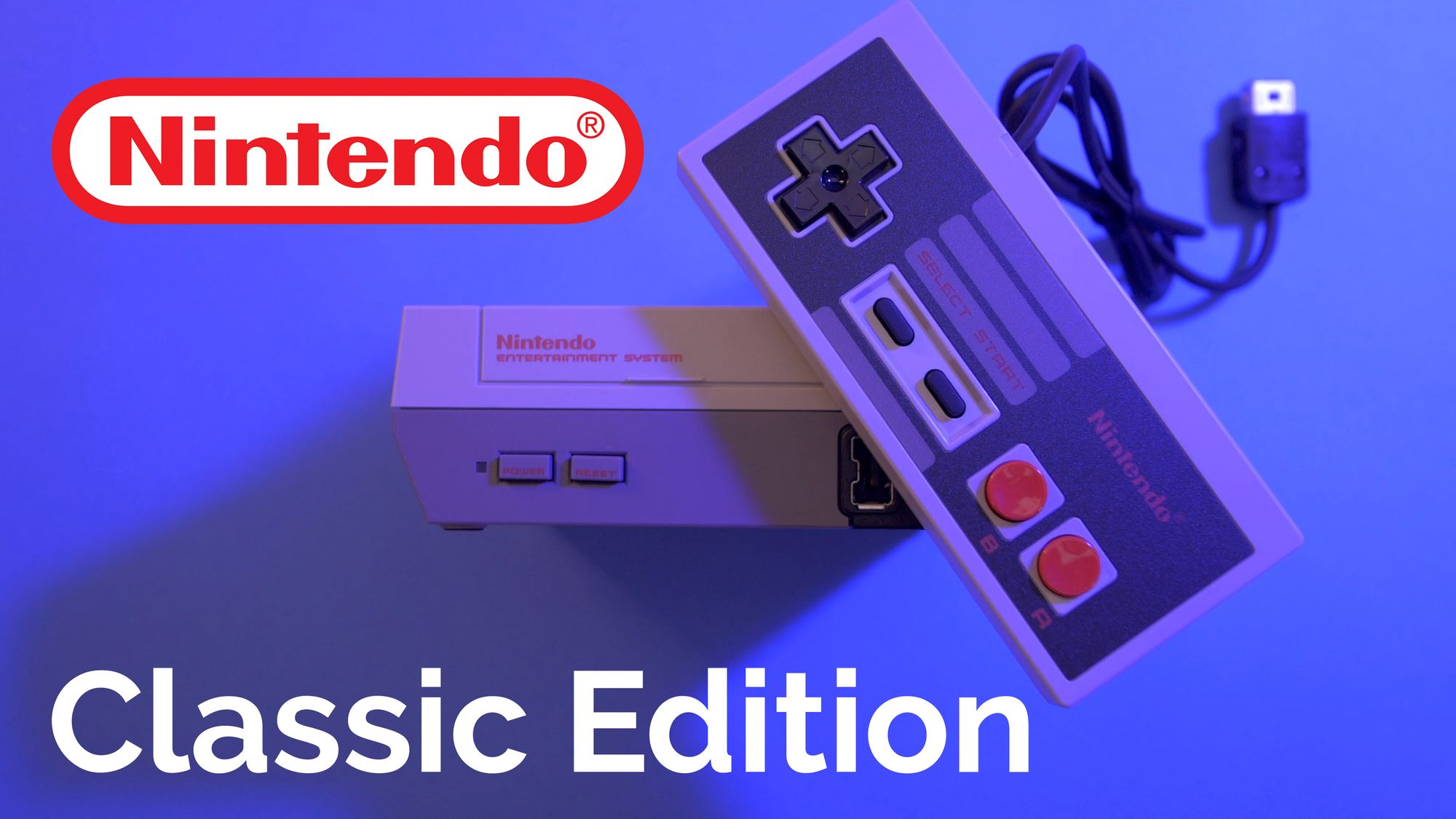 Nintendo Classic Edition (NES Mini): First Look!