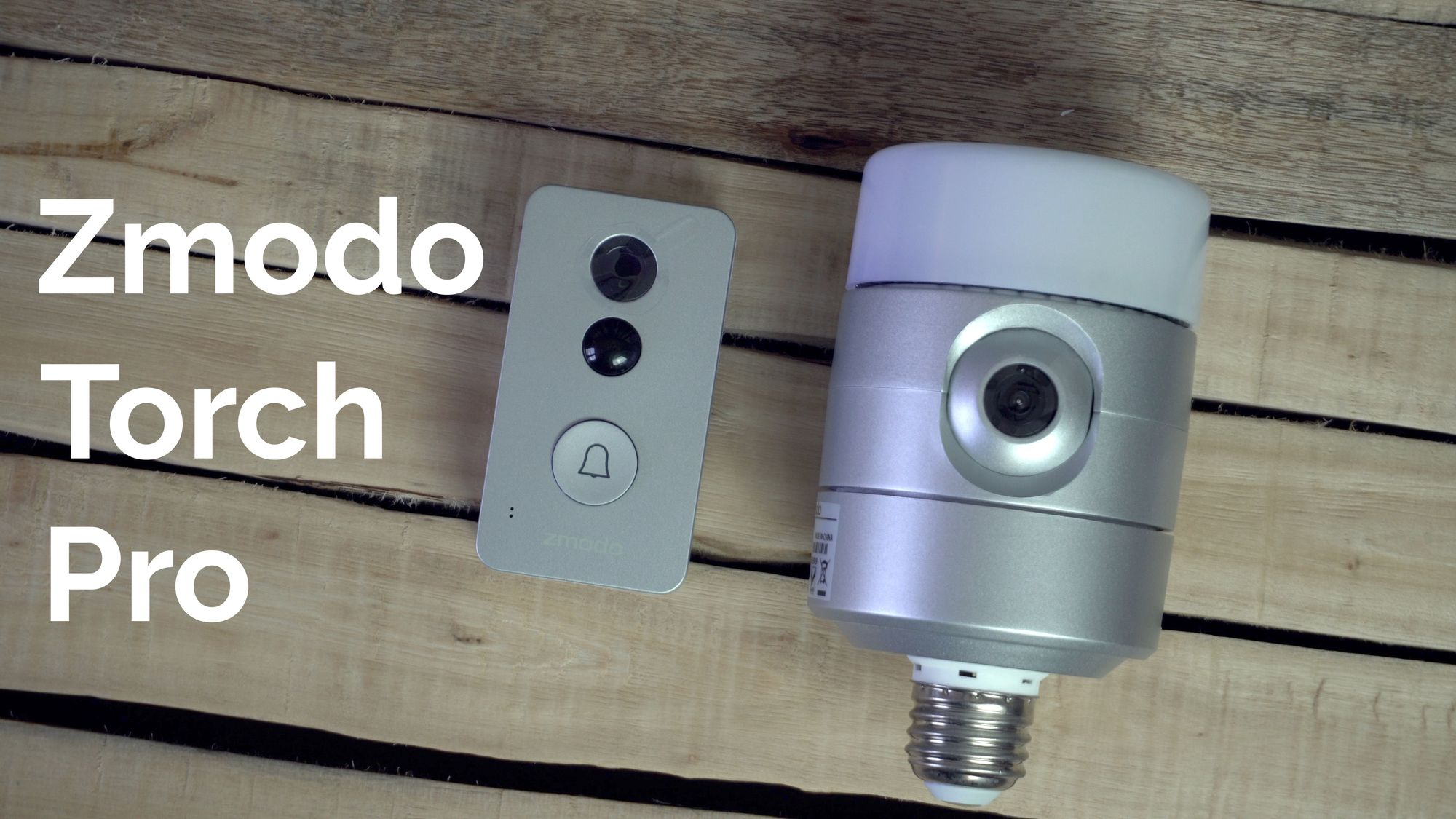 Zmodo Torch Pro Video Doorbell (Installation and Review)