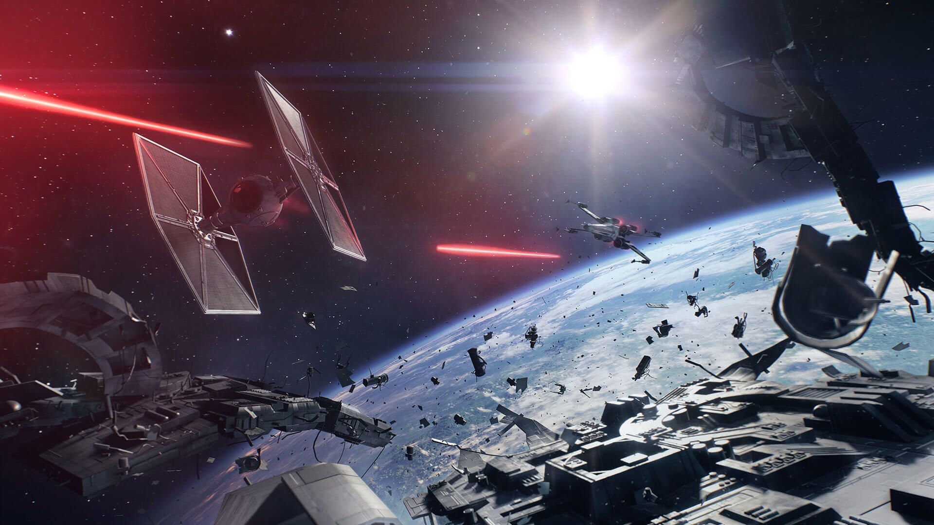Star Wars Battlefront II Beta Impressions