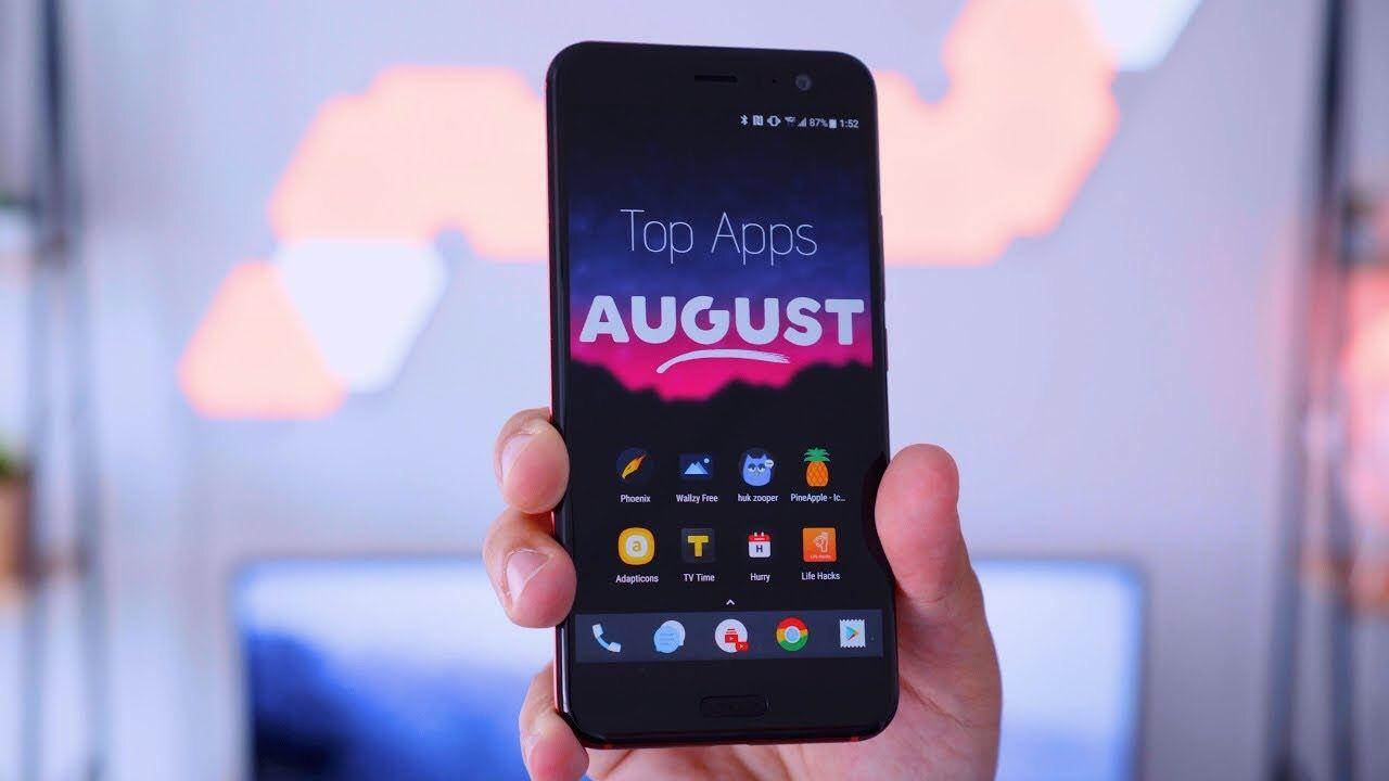 Best Android Apps - August 2017