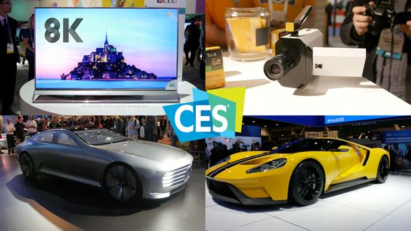 Best Tech of CES 2016