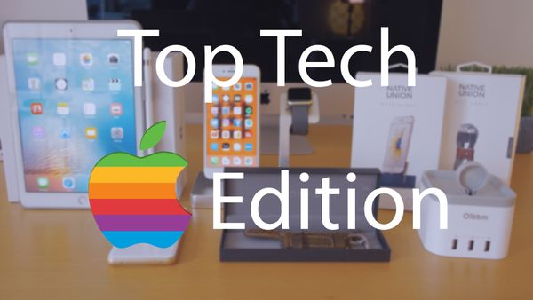 Top Tech - Apple Edition