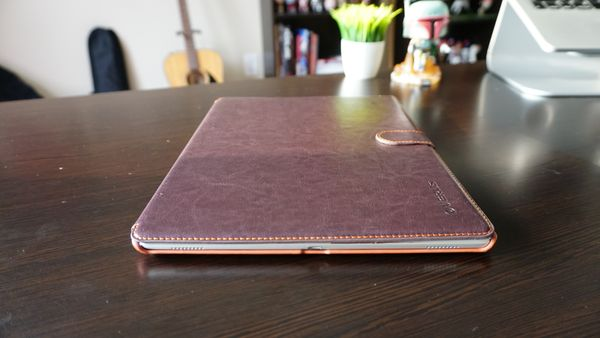 VRS Design Dandy Layered iPad Pro Case: Impressions