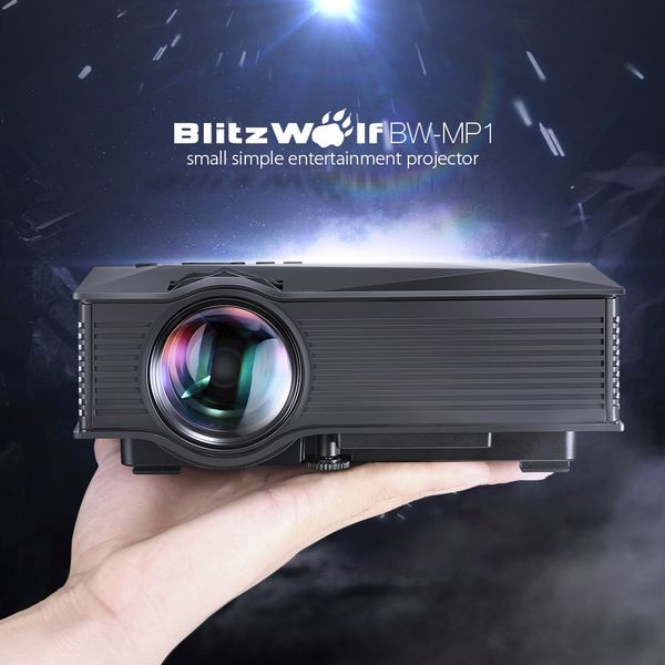 Blitzwolf BW-MP1 WiFi Ready Mini Projector Review