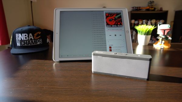 Taotronics TT-SK09 Portable Wireless Speaker Review