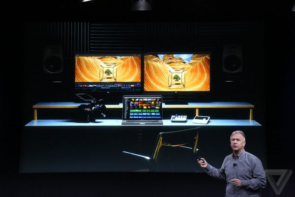 Apple Says 'Hello Again' With New MacBook Pro's