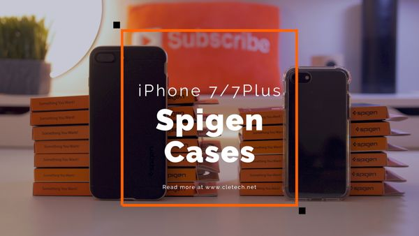 The Best Spigen Cases For Your iPhone 7 & 7 Plus