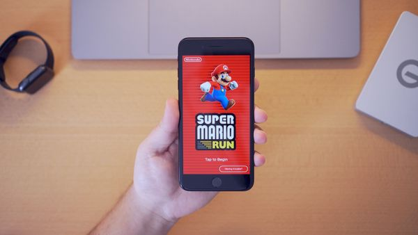 First Look: Super Mario Run