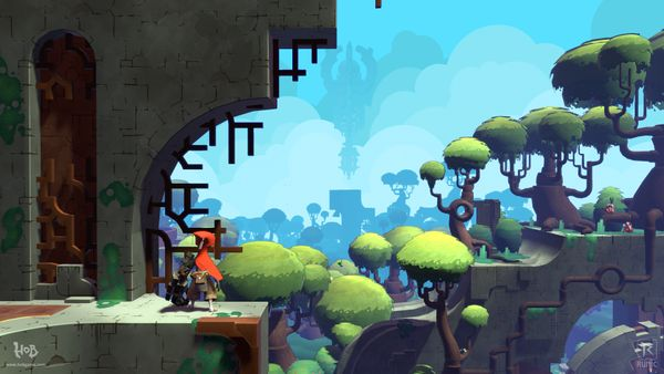 Hob - An Underrated Puzzle Adventurer You Should Have On Your Wishlist (Review)