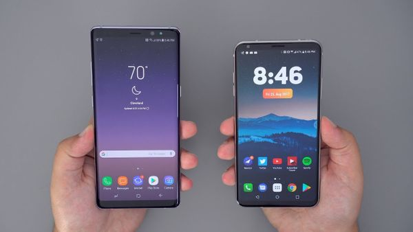 Samsung Galaxy Note 8 vs LG V30: Which One Should YOU Buy?