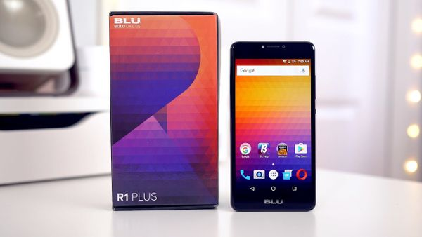BLU R1 Plus Unboxing & First Impressions