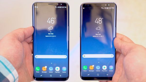 Samsung Galaxy S8/S8+ Hands On and First Impressions