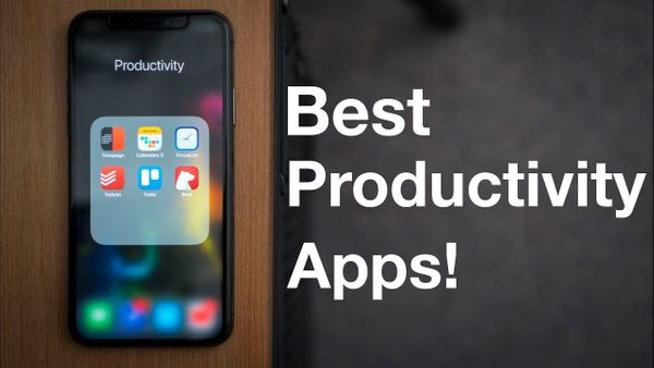 BEST Apps to Stay Productive! (ft. Francesco from Keep Productive)
