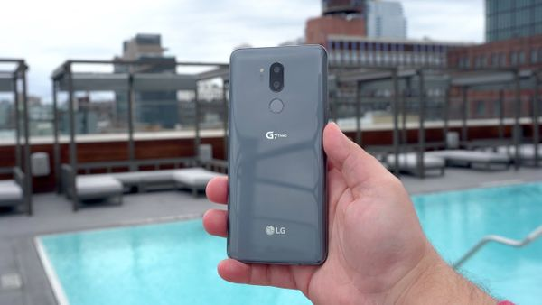 LG G7 ThinQ - Real World First Impressions